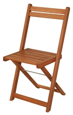 Imagem de Cadeira Dobrável Metalnew Lyptus Acácia